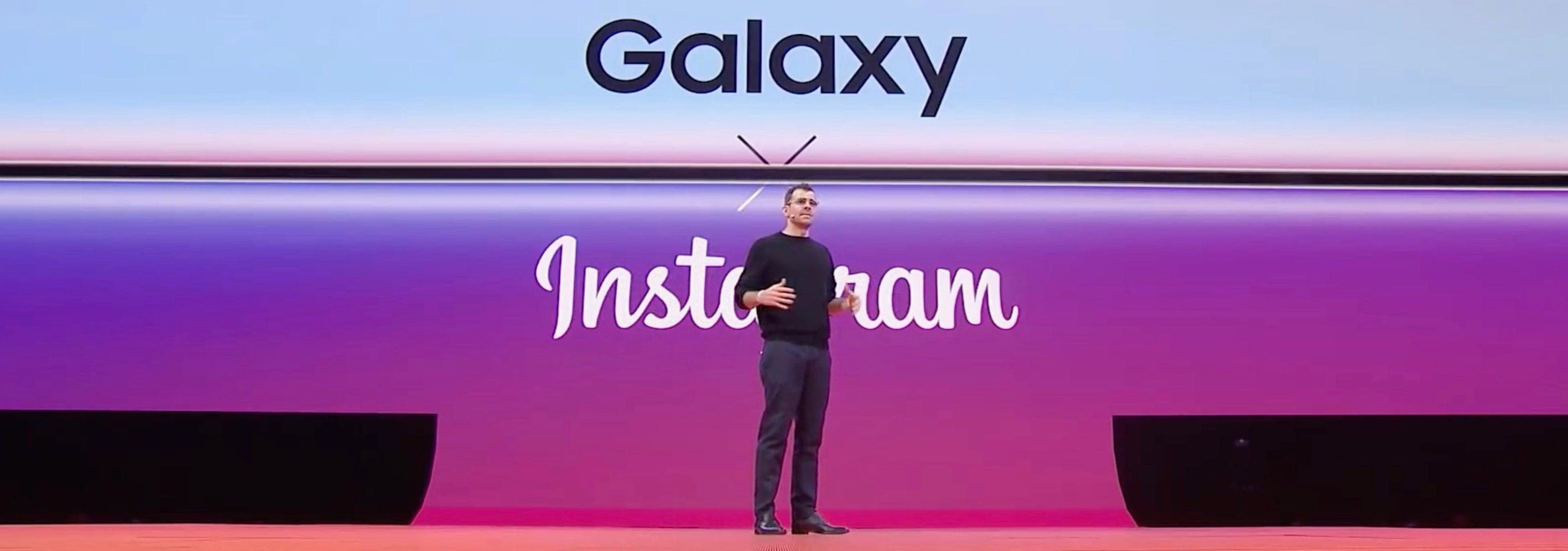 Aktualizacja Samsunga Galaxy S10 Plus - tryb Instagram i mapowanie przycisku Bixby