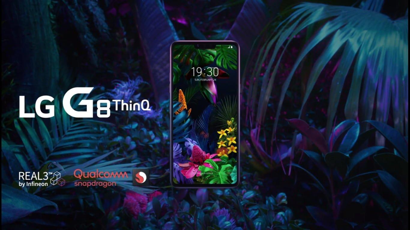 Tabletowo.pl To flagowiec LG na 2019 rok - poznajcie LG G8 ThinQ Android LG MWC 2019 Nowości Smartfony