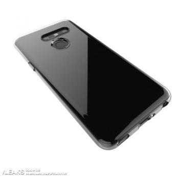 Tabletowo.pl Trudno w to uwierzyć, ale tak (paskudnie) naprawdę może wyglądać LG G8 ThinQ Android LG Plotki / Przecieki Smartfony