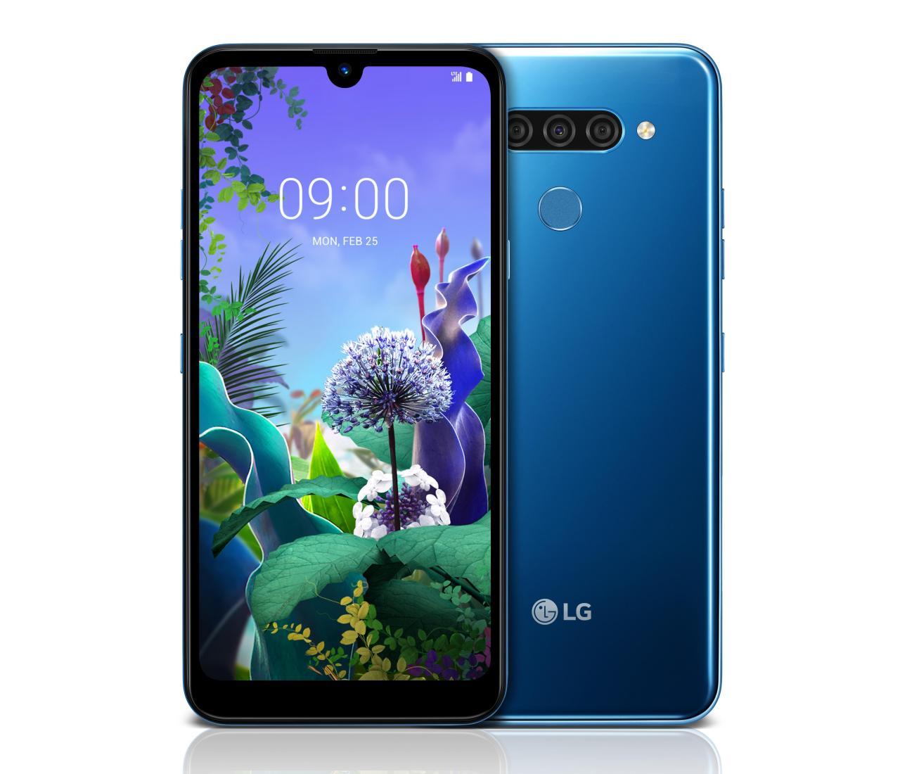LG Q60, K50 i K40 to modele smartfonów, które producent przywiezie na targi MWC 2019 21