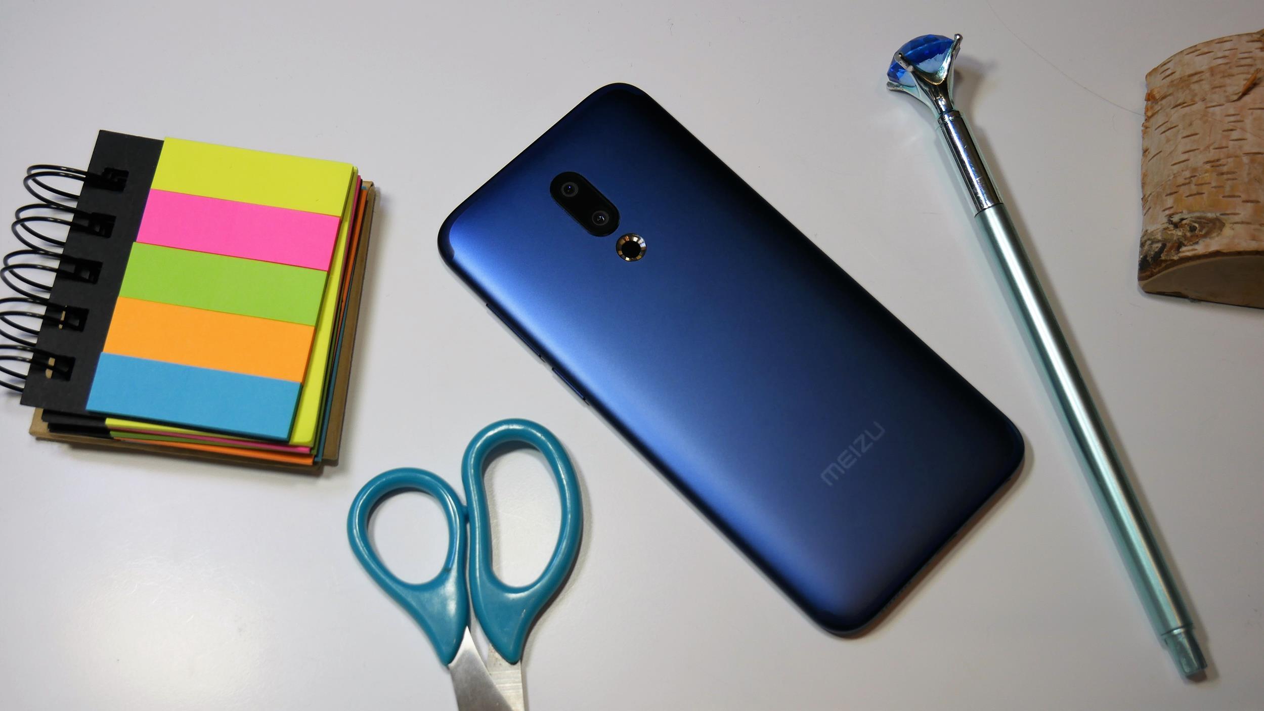 Recenzja Meizu 16 - smartfona, w którym poważnych wad jest zbyt wiele... 16
