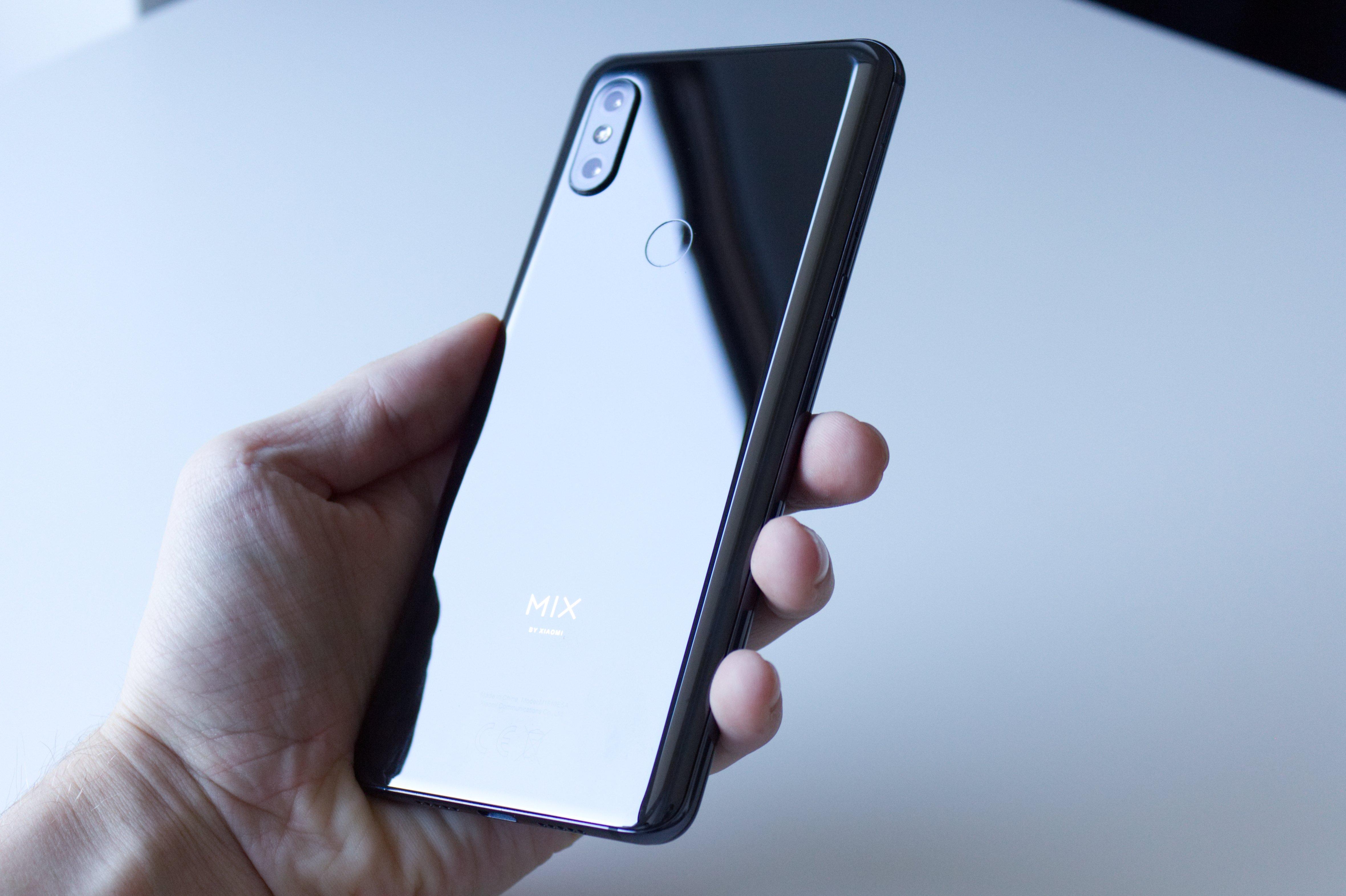 Już nie 48 Mpix, a 64 Mpix. I to w smartfonie od Xiaomi - Mi Mix 4 22