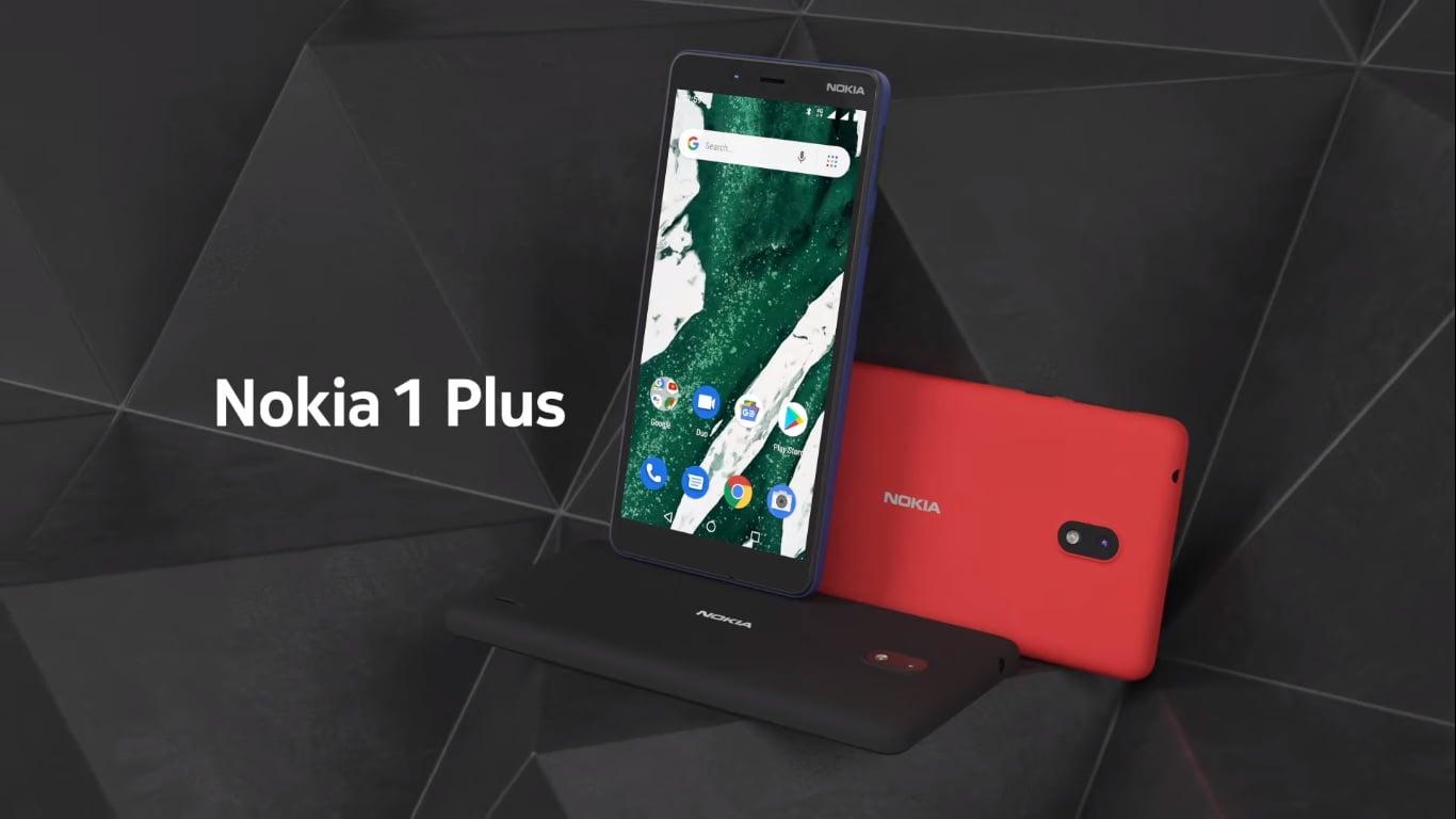 Zadebiutowała Nokia 1 Plus. To jeden z pierwszych smartfonów z Androidem Pie Go Edition 20