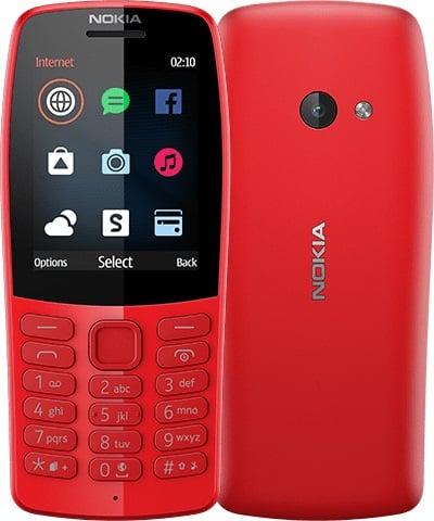 Nokia 210 jest najnowszą propozycją dla osób, które nie potrzebują lub nie chcą smartfona