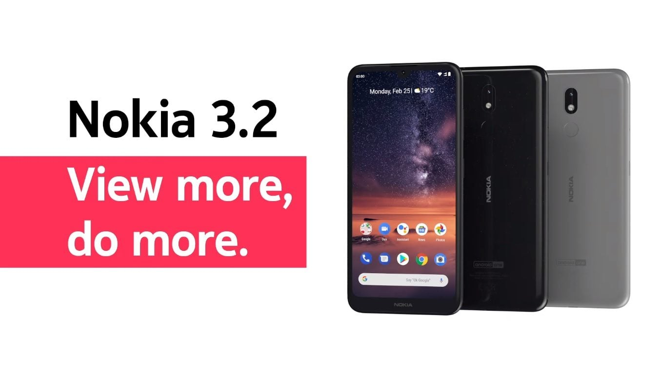 Nokia 4.2 i Nokia 3.2 - po prostu smartfony dla mas