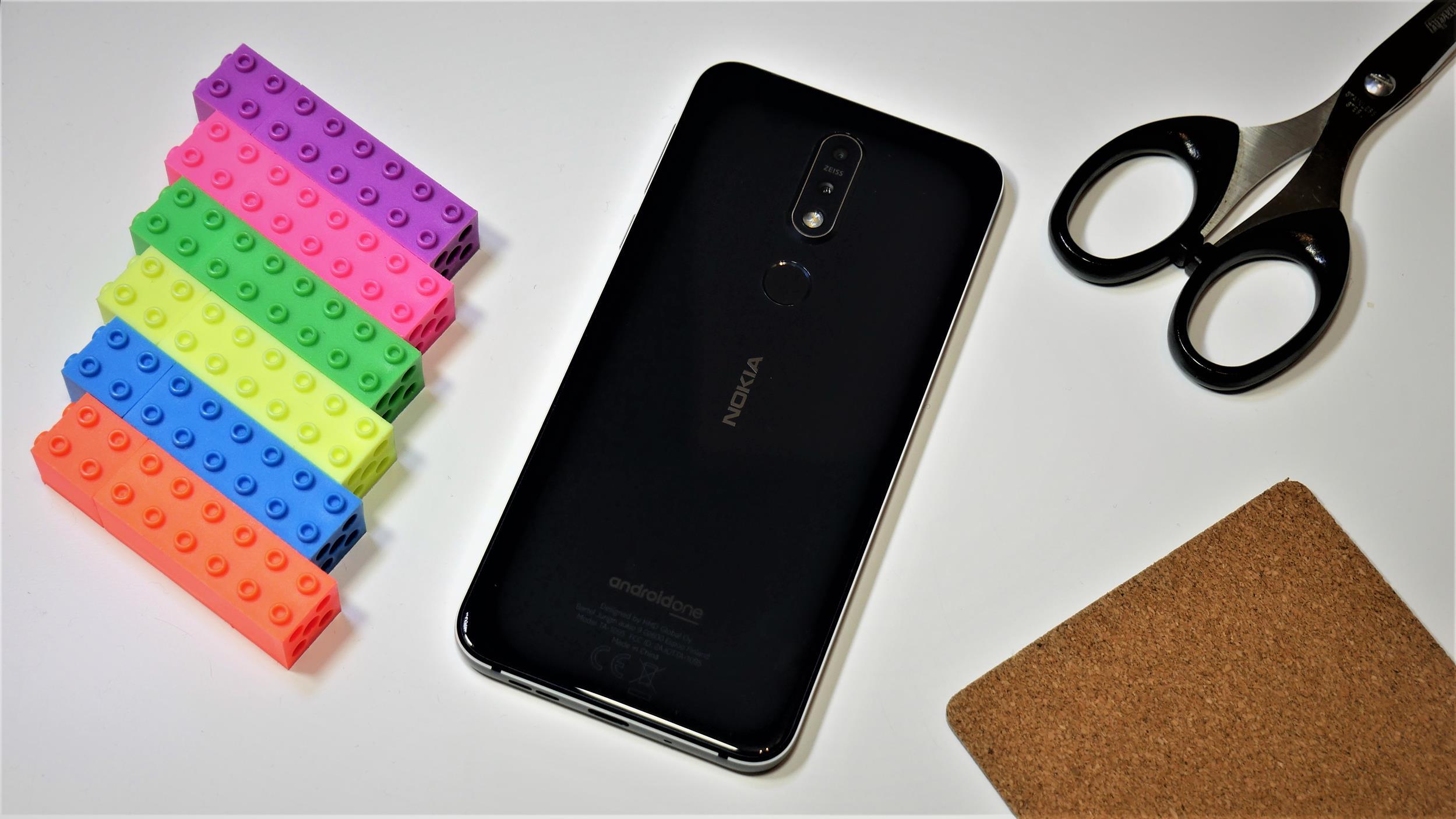 Nokia 7.1 to smartfon solidnie wykonany, ale z dość słabym wnętrzem (recenzja) 22