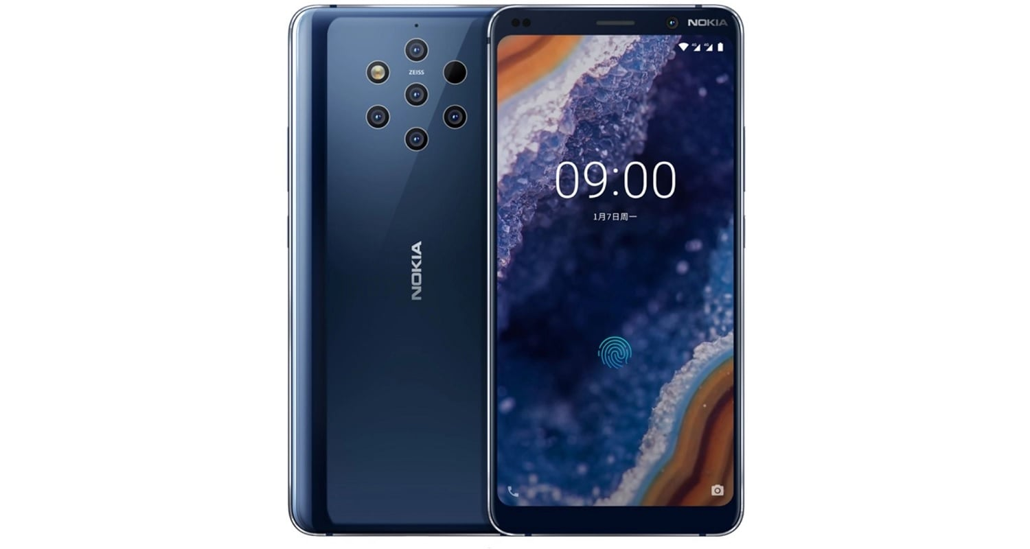 Tabletowo.pl Nokia knows how to sell the Nokia 9 PureView. Such Samsung or Huawei can learn from it. Android Nokia Smartphones