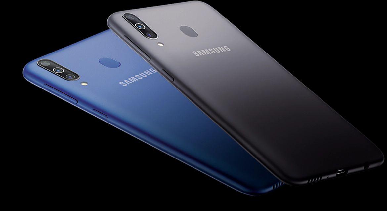 Samsung zaprezentował Galaxy M30. To kolejny smartfon z potrójnym aparatem w ofercie