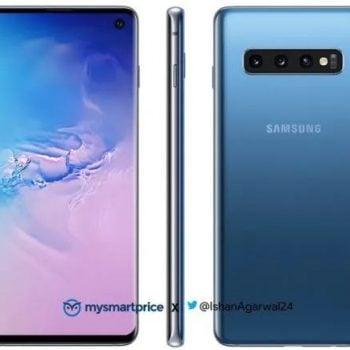 Tabletowo.pl Oto ostateczna specyfikacja Galaxy S10e, Galaxy S10 i Galaxy S10+. Jest kilka niespodzianek Android Plotki / Przecieki Samsung Smartfony