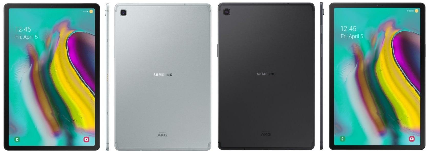 Samsung szykuje dwa nowe tablety: Galaxy Tab S5e i Galaxy Tab A3 XL