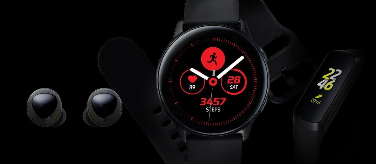 Tabletowo.pl Ups: Samsung przypadkowo zdradził, jakie wearables zaprezentuje w najbliższą środę Samsung Wearable