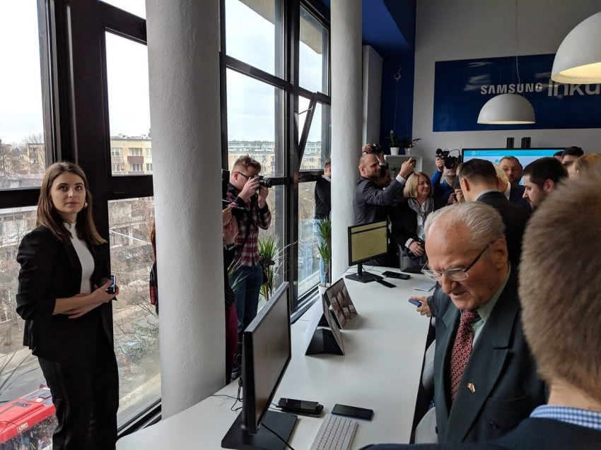 Tabletowo.pl Samsung otworzył w Lublinie Inkubator dla startupów zajmujących się cyberbezpieczeństwem. Byliśmy na jego inauguracji Bezpieczeństwo Samsung