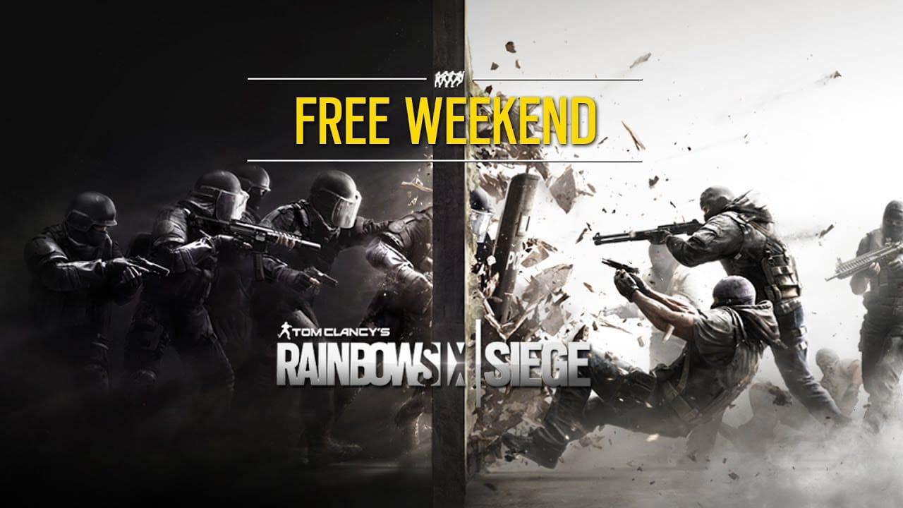 W Tom Clancy's Rainbow Six Siege można przez weekend pograć za darmo. Naprawdę warto! 22