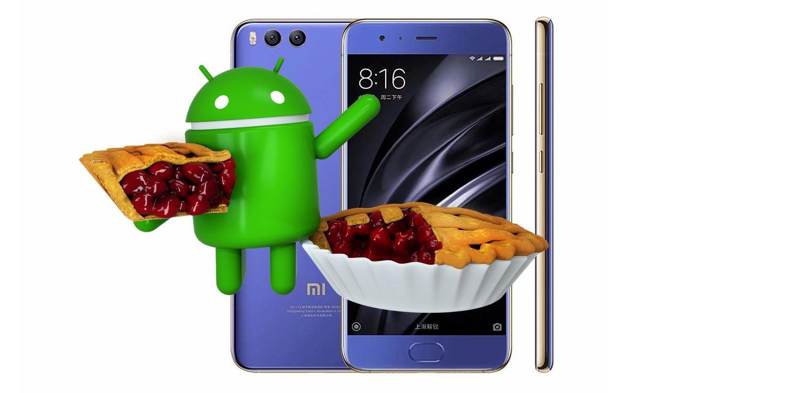Xiaomi opublikowało listę smartfonów, które dostaną aktualizację do Androida 9.0 Pie 23