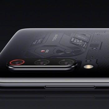 Xiaomi Mi 9 Explorer Edition na oficjalnych renderach. To ponownie tylko udawane wnętrze