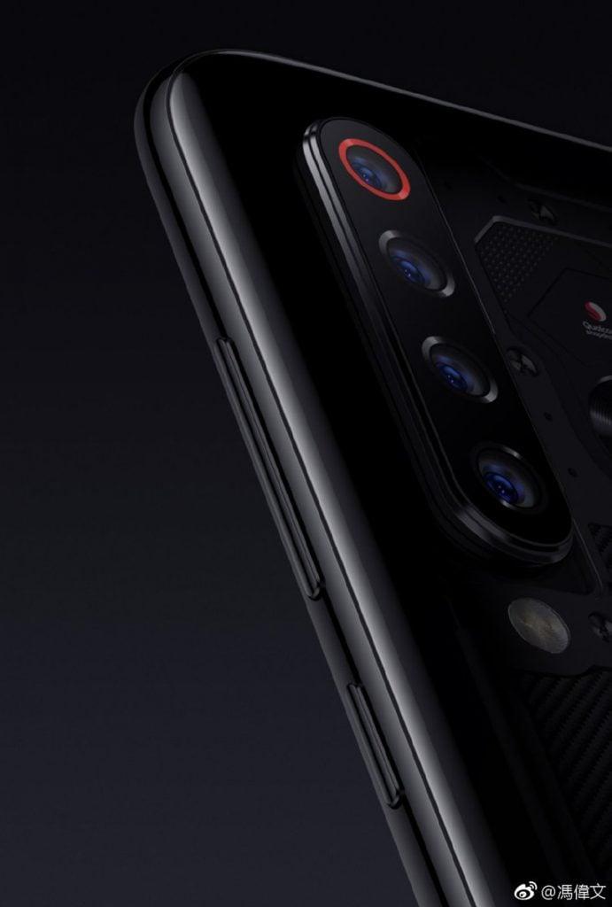 Xiaomi Mi 9 na oficjalnych renderach, przekazanych przez wiceprezesa firmy 21