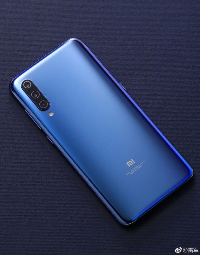 Xiaomi Mi 9 na oficjalnych renderach, przekazanych przez wiceprezesa firmy 20