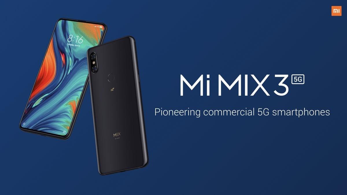 Xiaomi będzie produkować flagowca z modemem 5G co minutę