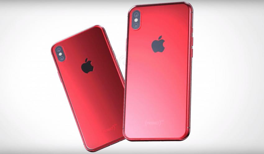 Czerwony iPhone XS i XS Max jużniedługo w chinach?