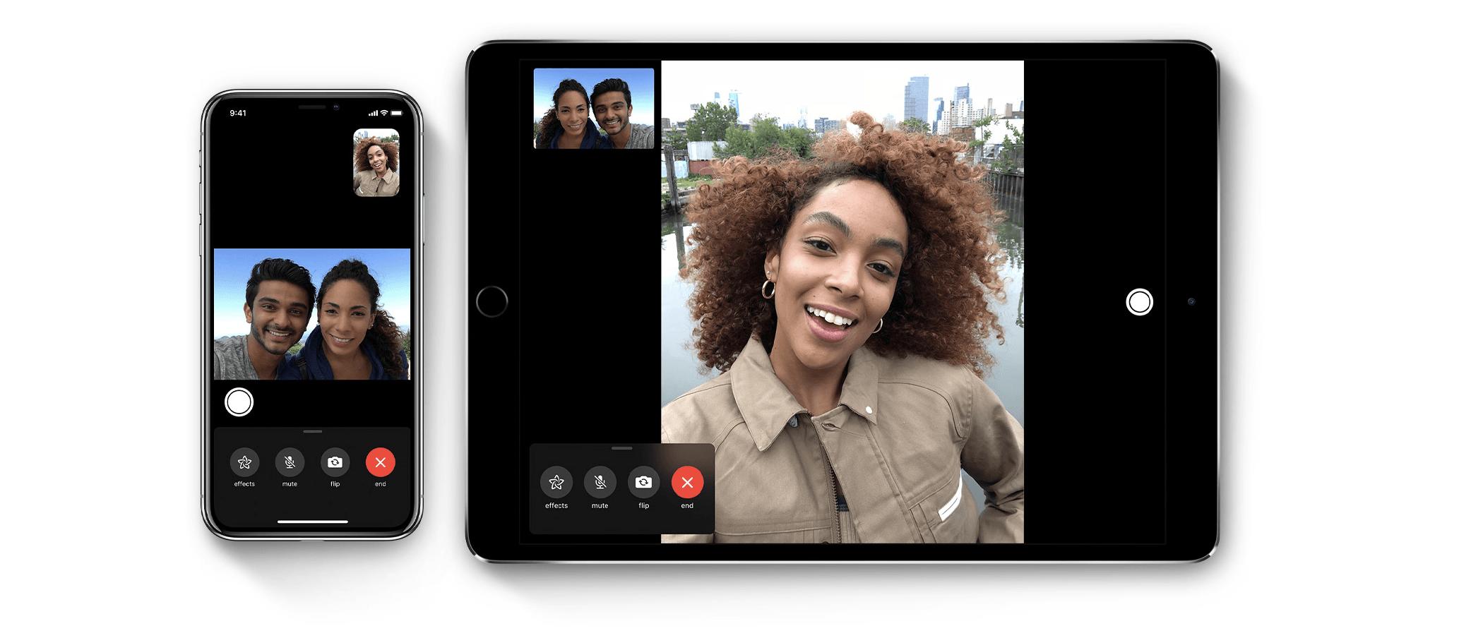 Tabletowo.pl Apple nagrodzi 14-latka, który odkrył lukę w działaniu FaceTime Apple iOS Nowości Rozmowy