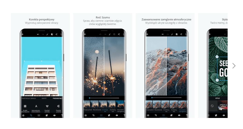 TOP 5 darmowych aplikacji do edycji zdjęć i grafiki na Androida