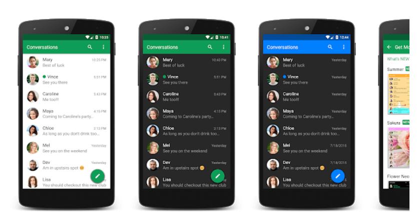 TOP 5 aplikacji do obsługi SMS na Androida