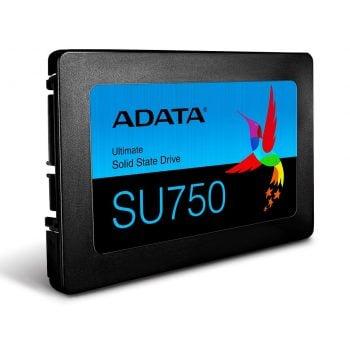 Dysk SSD ADATA SU750 niewielkim kosztem tchnie nowe życie w Twój już nie pierwszej młodości komputer