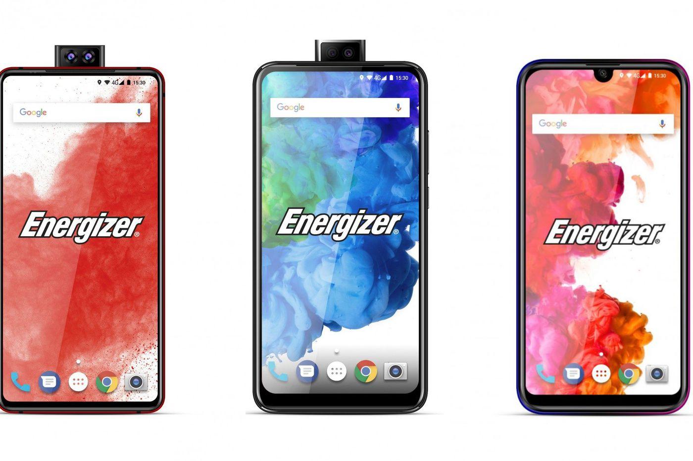 Tabletowo.pl Smartfonowe obiecanki Energizera: 18000 mAh, składany ekran i kamerka pop-up Android Ciekawostki Plotki / Przecieki Producenci Smartfony
