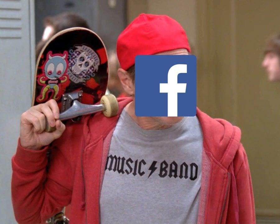 LOL - Facebook anuluje projekt aplikacji dla nastolatków, bo memy nie są już śmieszne 23