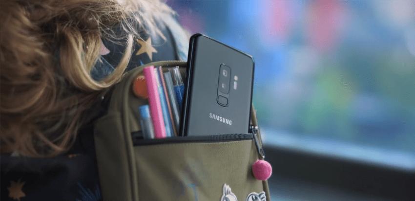 Film, który nie miał prawa przedostać się do sieci: Samsung Galaxy S10 i składany Galaxy F na wideo promocyjnym 19