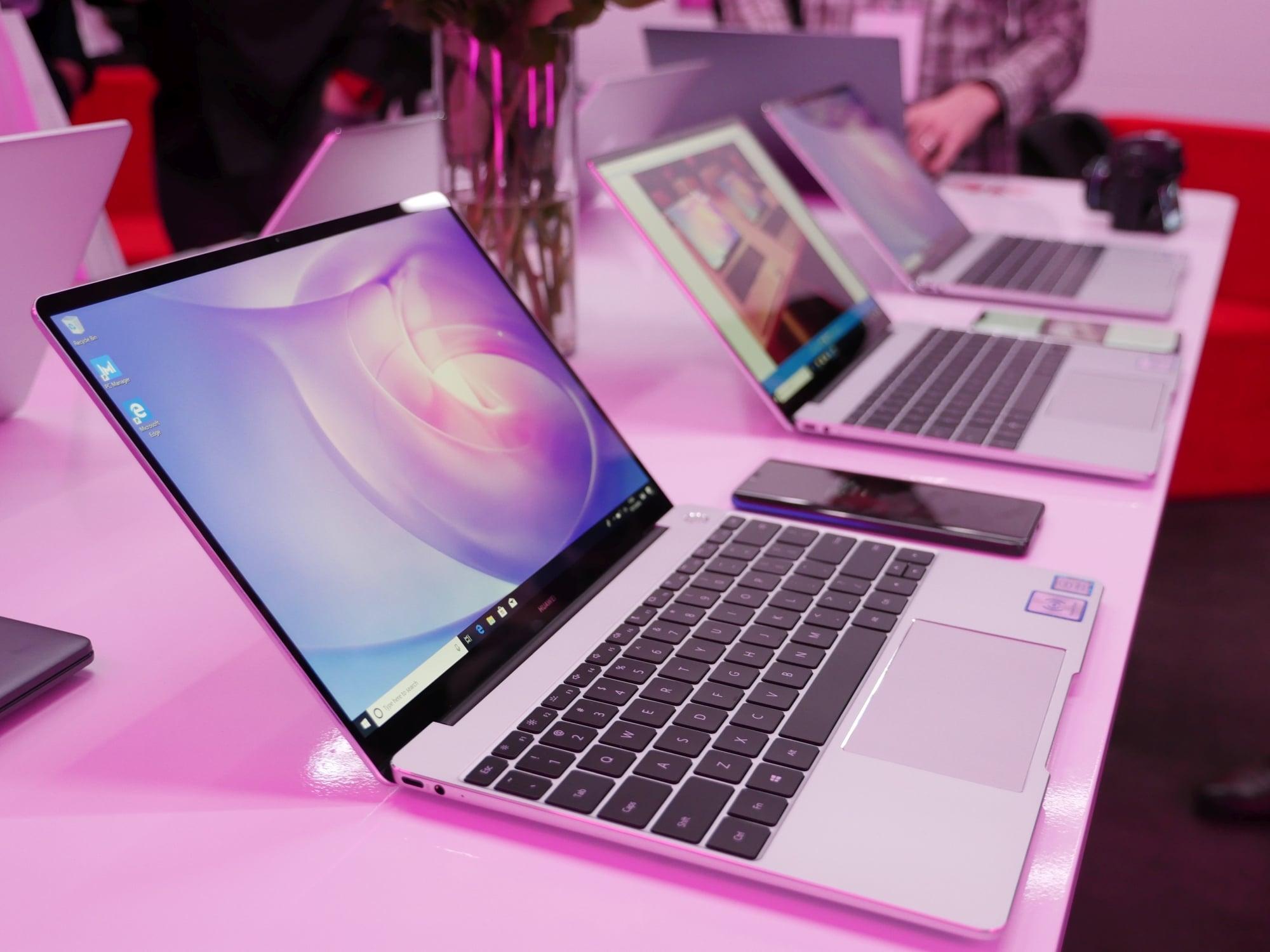 Huawei pokazał trzy ciekawe laptopy, a mnie bardziej od nich interesuje samo oprogramowanie 36