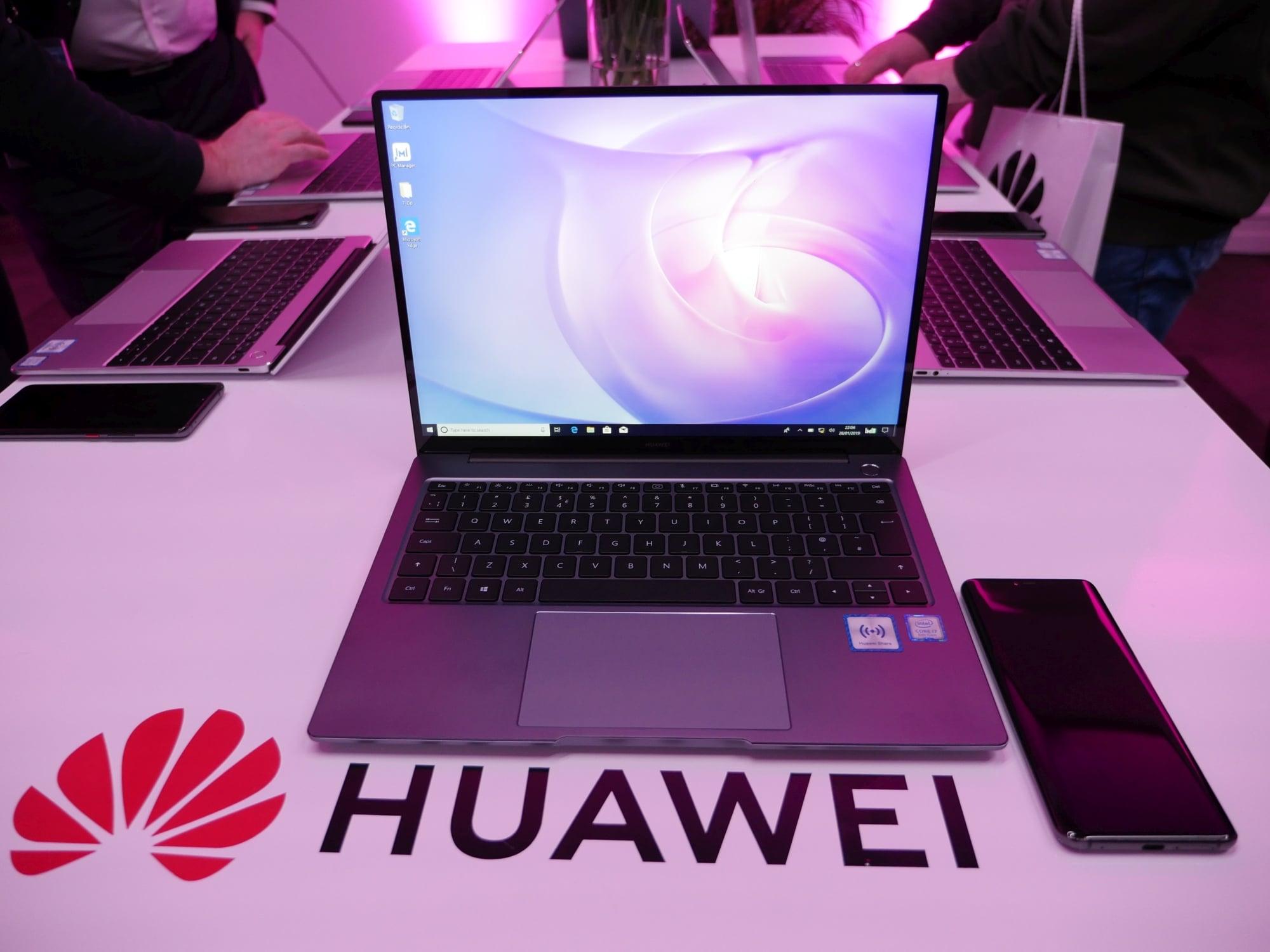 Huawei pokazał trzy ciekawe laptopy, a mnie bardziej od nich interesuje samo oprogramowanie 45
