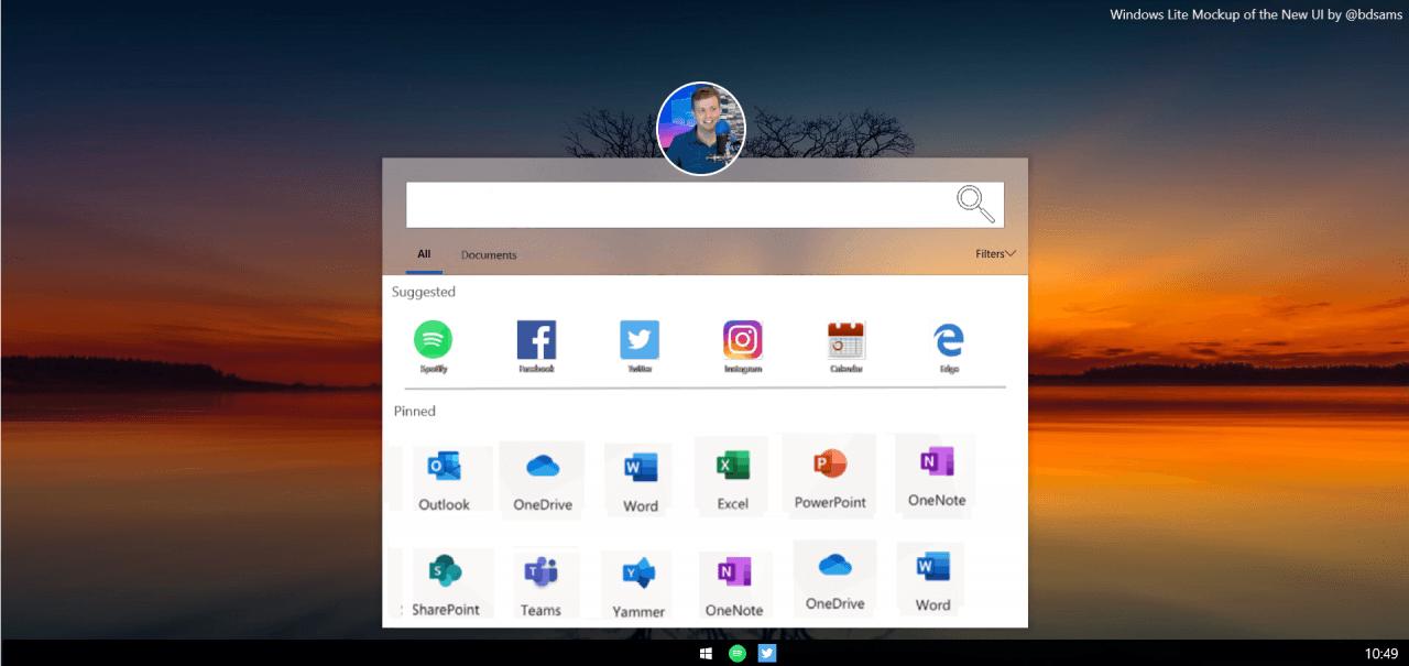 """Windows 10 S to jeszcze nic. Microsoft zamierza wypowiedzieć wojnę Chromebookom przy pomocy """"Lite OS"""""""