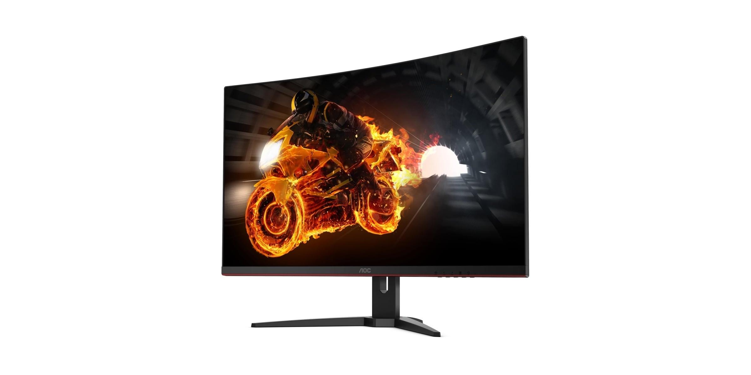 AOC CQ32G1 to najnowszy monitor z serii AOC G1 dla graczy 23
