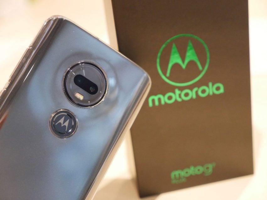 Poznajcie rodzinę Moto G7, która potwierdza, że Motorola najlepiej czuje się w średniej półce 26
