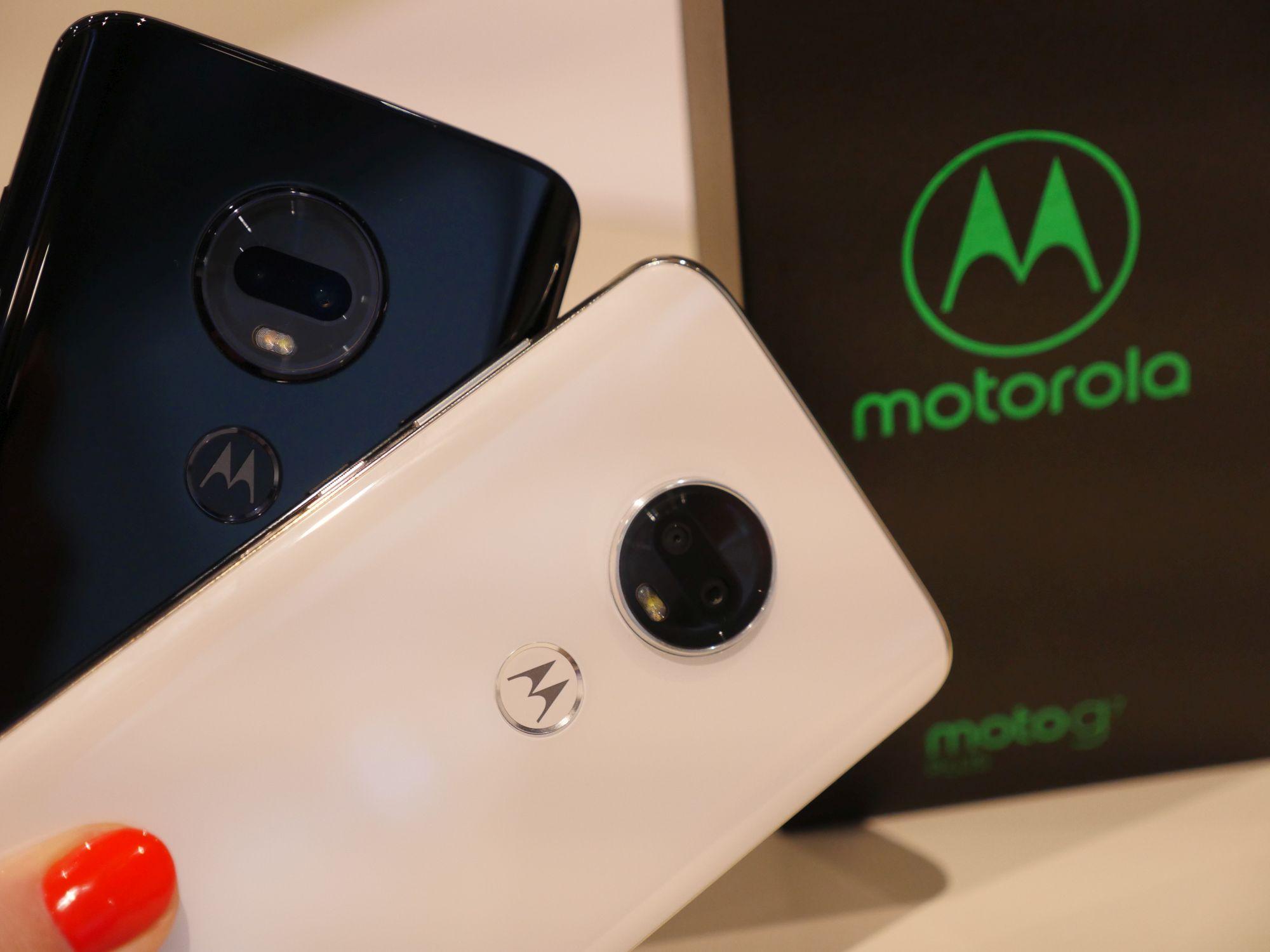 Poznajcie rodzinę Moto G7, która potwierdza, że Motorola najlepiej czuje się w średniej półce 18