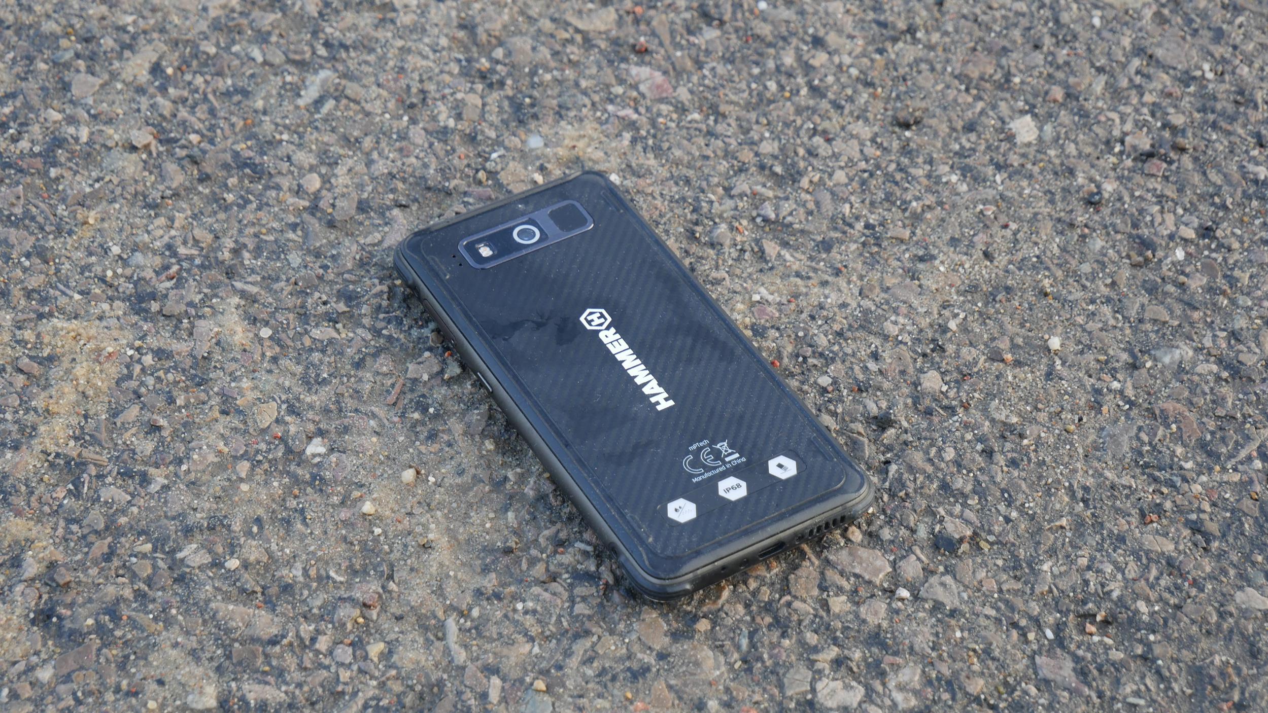 Recenzja Hammer Blade 2 Pro - wytrzymałego smartfona z NFC i 6 GB RAM 54
