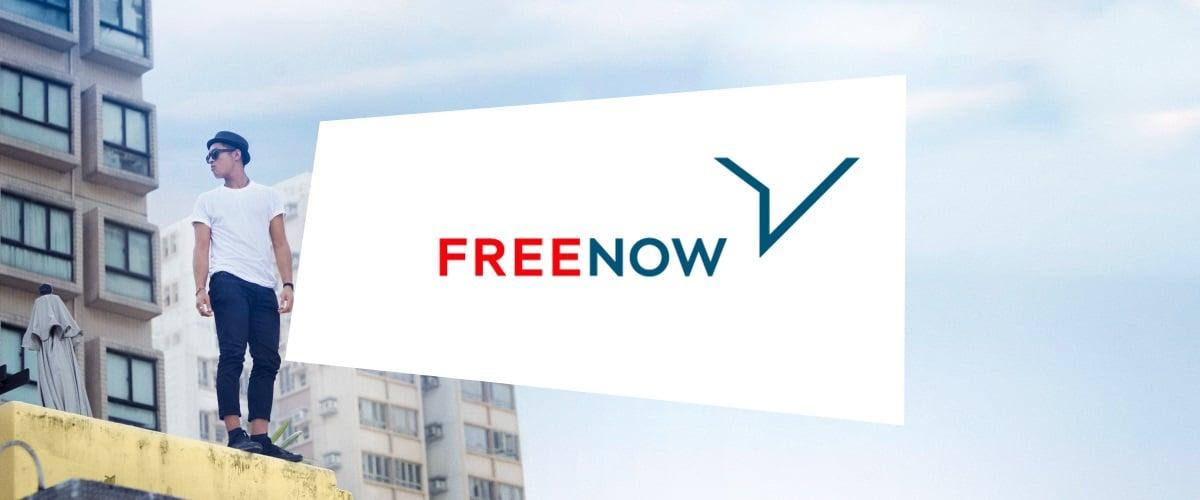 mytaxi dołącza do nowej globalnej marki FREE NOW. Niewiele się jednak zmienia, oprócz nazwy