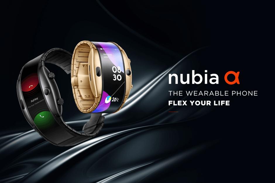 """""""Zordonie, Zordonie, słyszysz mnie?"""" - elastyczne smartfony zakładane na rękę to już teraźniejszość. Oto Nubia Alpha 31"""