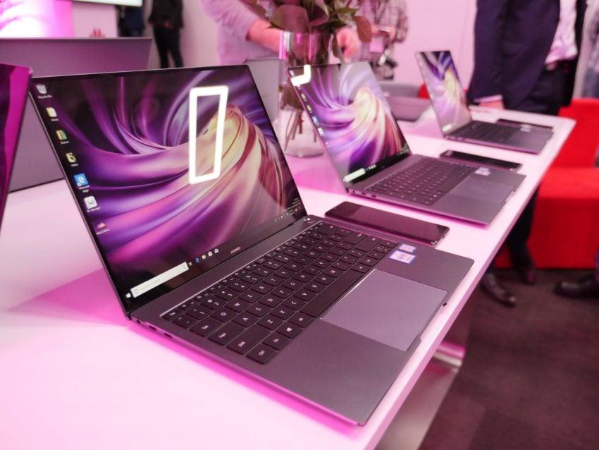 Huawei pokazał trzy ciekawe laptopy, a mnie bardziej od nich interesuje samo oprogramowanie 32