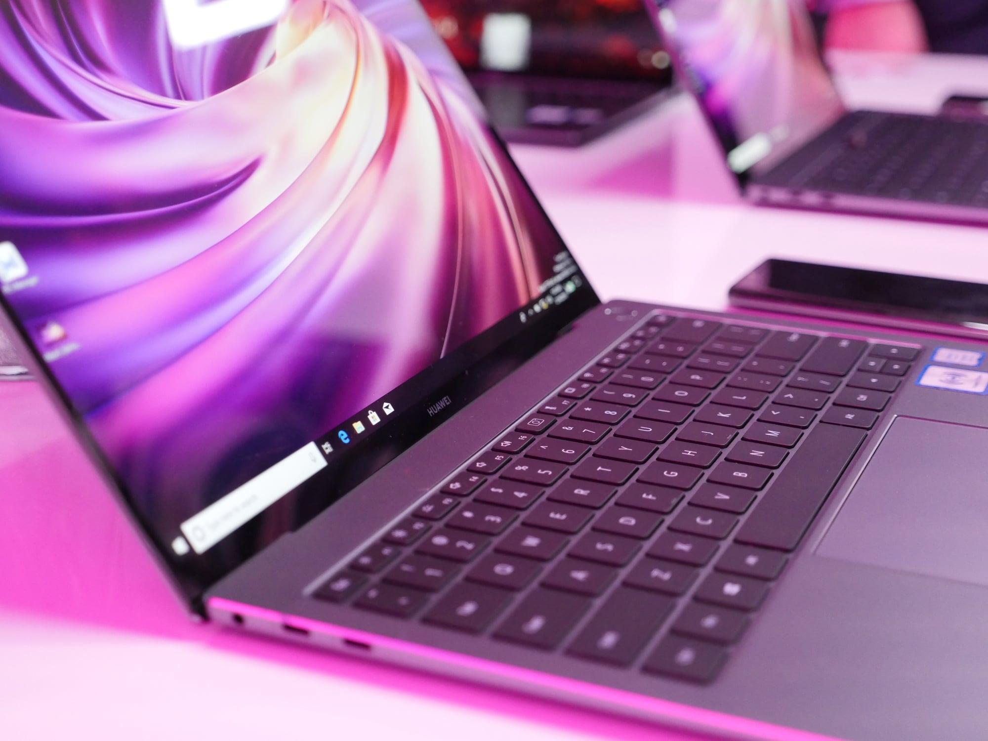 Huawei pokazał trzy ciekawe laptopy, a mnie bardziej od nich interesuje samo oprogramowanie 35