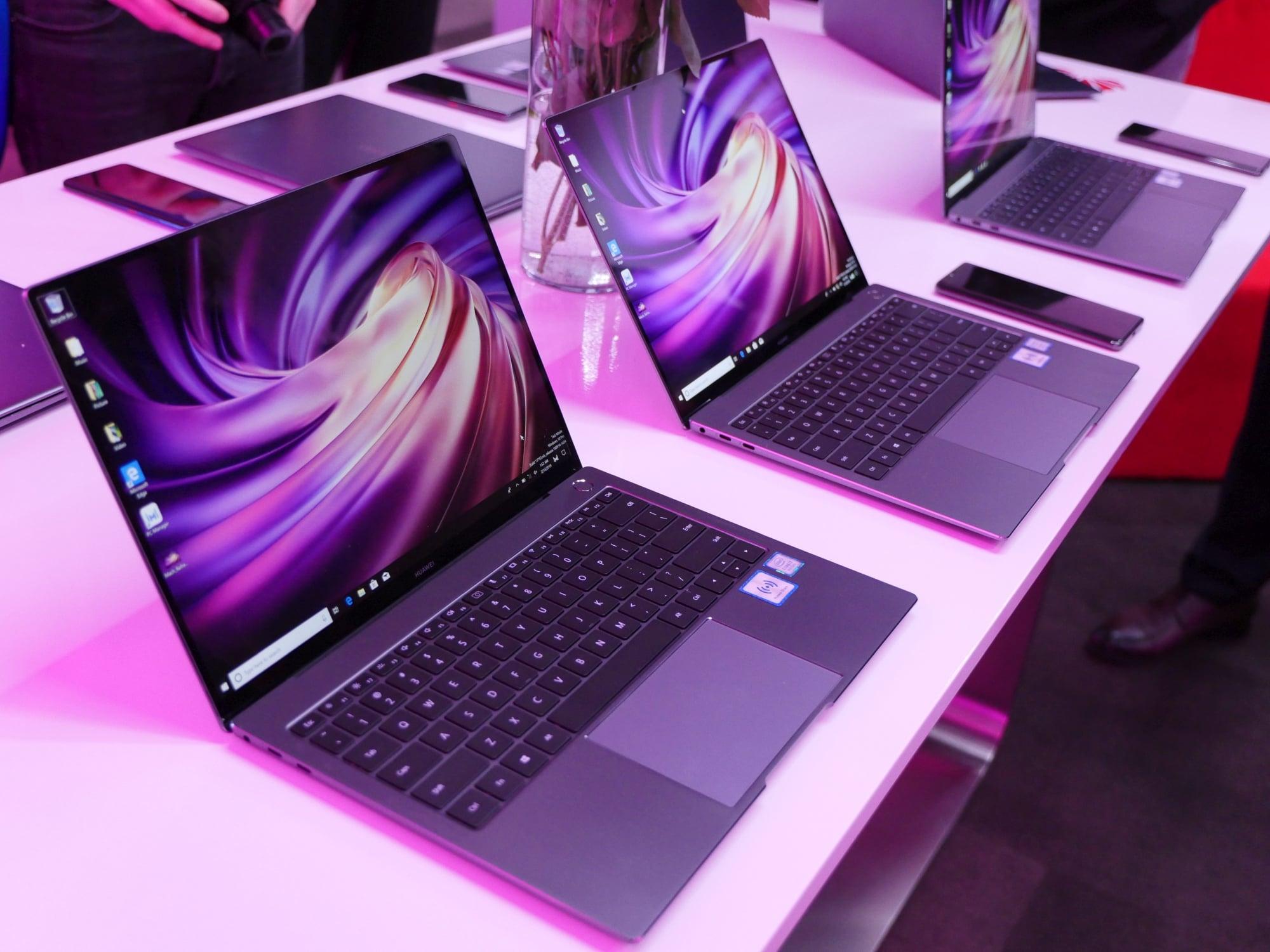 Huawei pokazał trzy ciekawe laptopy, a mnie bardziej od nich interesuje samo oprogramowanie 24