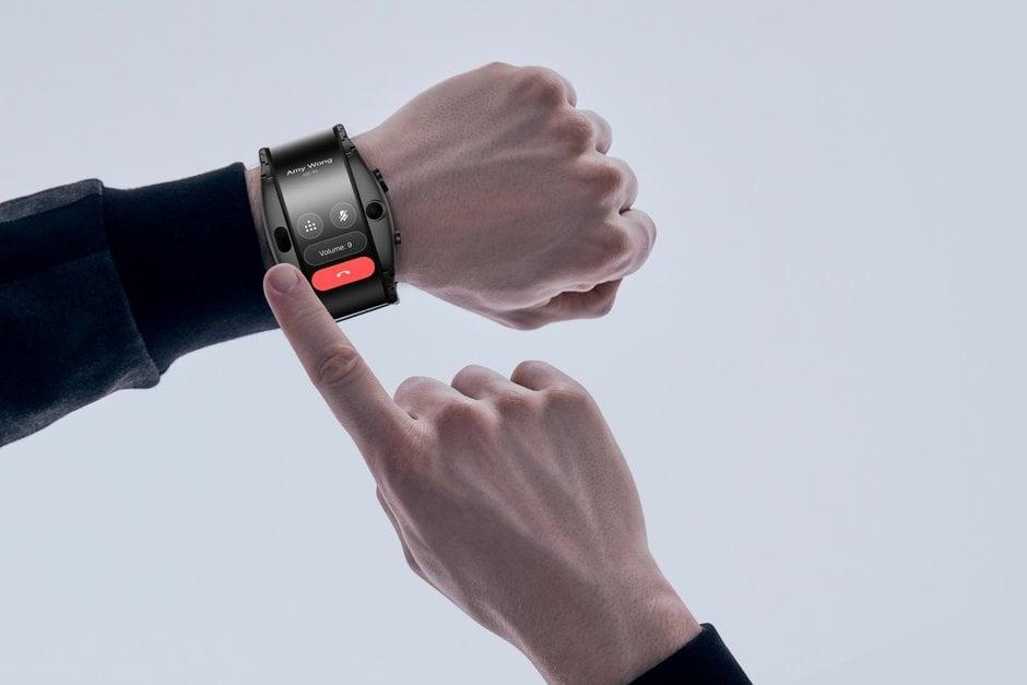 """""""Zordonie, Zordonie, słyszysz mnie?"""" - elastyczne smartfony zakładane na rękę to już teraźniejszość. Oto Nubia Alpha 23"""