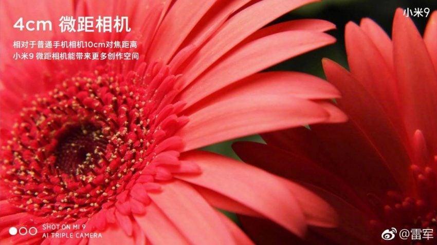 Poznaliśmy specyfikację aparatów w Xiaomi Mi 9. Są też informacje o cenie Mi 9 Explorer Edition