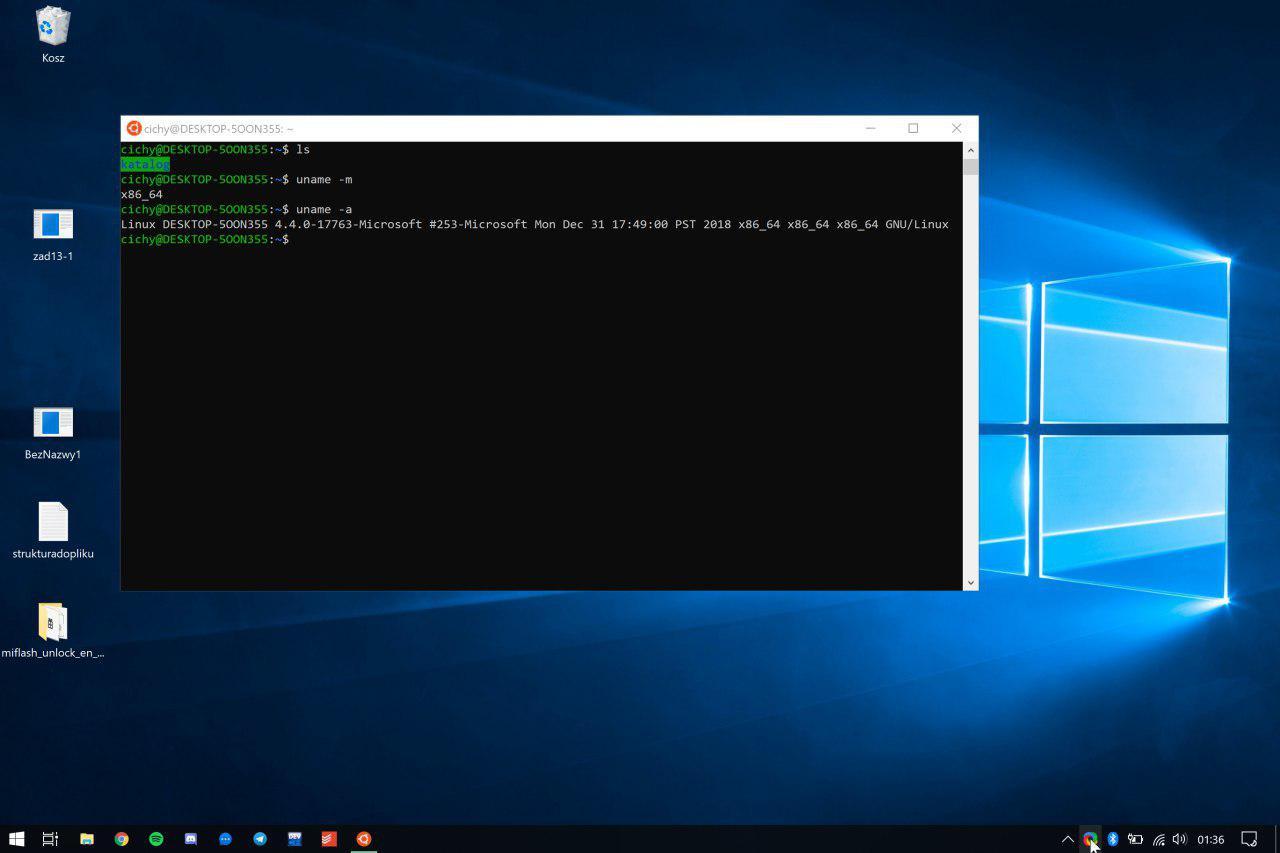 WSL pozwoli na przeglądanie plików Linuksa w menedżerze plików Windows