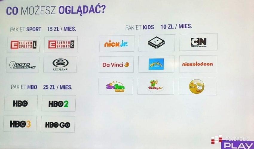 Tabletowo.pl Ruszają testy telewizji Play Now TV - sześć miesięcy dostępu bez opłat GSM Nowości
