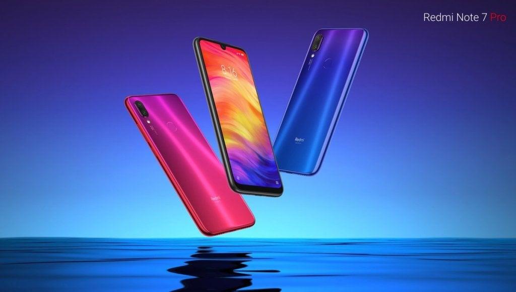 Xiaomi, za pomocą Redmi, naciera na smartfonową średnią półkę: premiera Redmi Note 7 Pro i Redmi Note 7 19