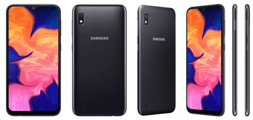 """Najmłodszy Samsung z rodziny smartfonów """"A"""". Oficjalnie - oto budżetowy Galaxy A10"""