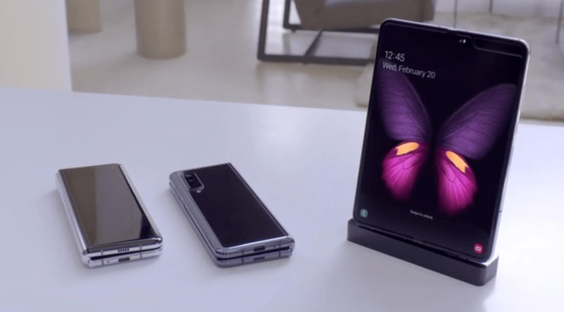 Samsung przygotowuje drugi składany smartfon, zupełnie inny niż Galaxy Fold 17