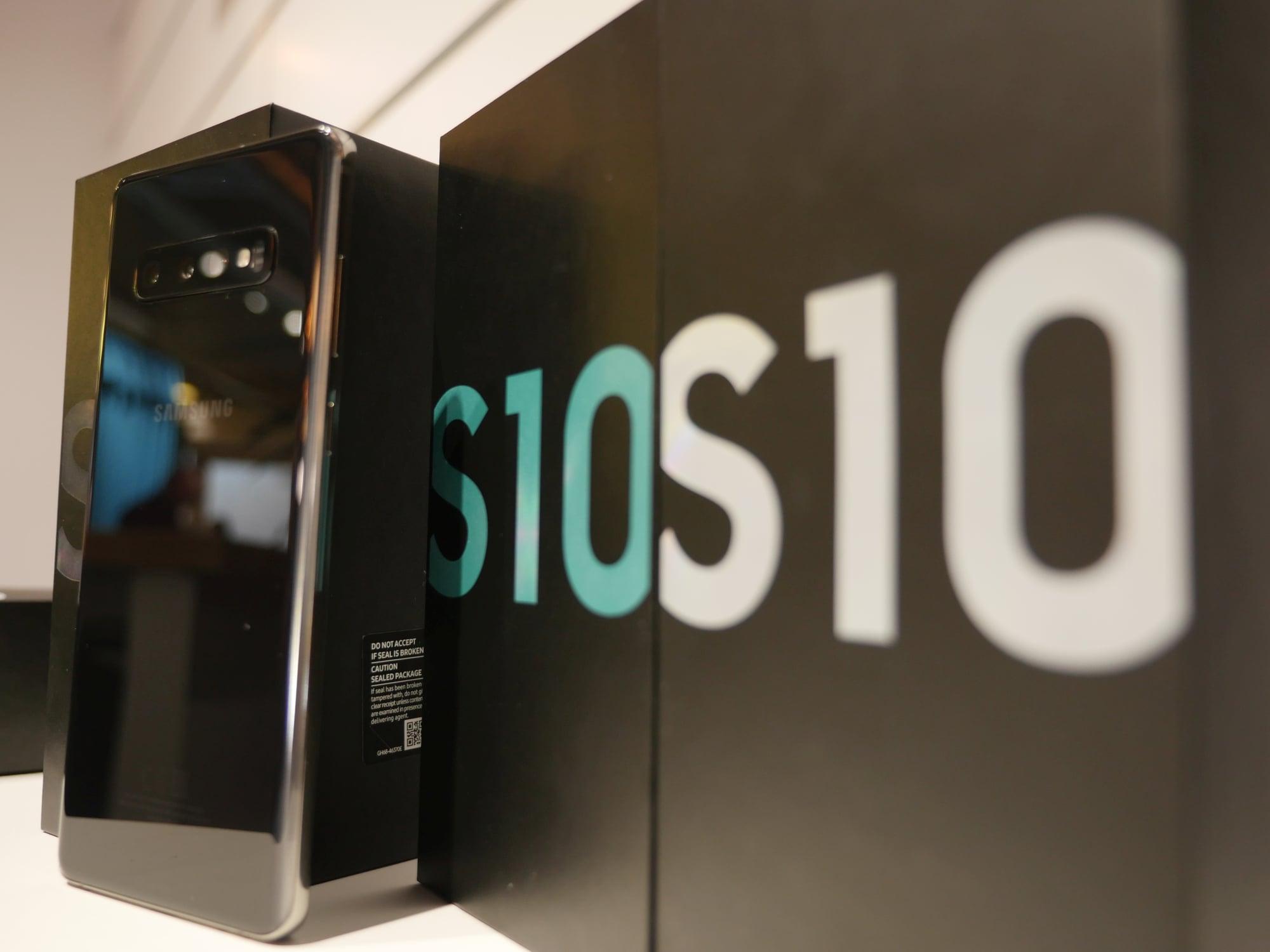 Pierwsze wrażenia - Samsung Galaxy S10E, Galaxy S10 i Galaxy S10+ 50